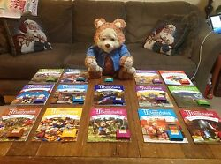 T.j. Bearytales Animated Bear Collection By Hasbroand039s Playskool