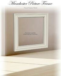 Manchester Picture Frame Cast Stone Fireplace Mantel Mantle Surround