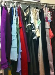 Lot Of 18 Mix And Match Dresses Wholesale Gowns And Cocktail Seller Entrepreneur