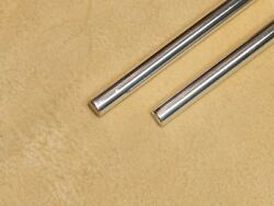 9999 Pure Silver Wire 2 Gauge Two 2 Rods // Guaranteed 99.99+ // Choose Size