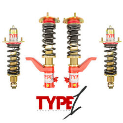Function And Form Coilovers Acura Rsx 2002-2006 Type 1 F2-dc5t1