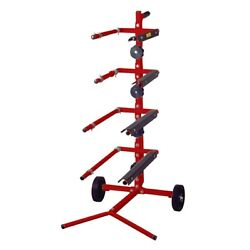 16 22in Masking Tree for 4 Paper Rolls and 4 Tape Astro Pneumatic AP ASMS2