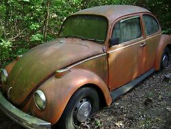 Volkswagen Vehicle For Parts Only