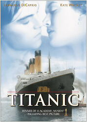 The Titanic Vintage Classic Movie Poster Art Print - A0, A1, A2, A3, A4 Sizes