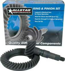 Allstar Performance 4.111 Ratio All70016 Ring And Pinion Gear Sets Ford 9
