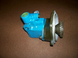 Power Steering Pump For Military Ldt Lds Multifuel Engine Vickers Vtm42 With Mnt