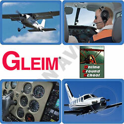 Gleim Commercial Pilot Online Ground School And Military Competency