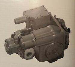 24-2021 Sundstrand-sauer-danfoss Hydrostatic/hydraulic Variable Piston Pump