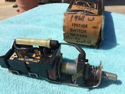 1961 1962 Oldsmobile 88 Super 88 98 Series Nos Headlight Switch W/ Guide-matic