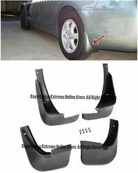 For 03-08 Toyota Corolla Front Rear Fender Mud Flaps Mudguard Splash Guards