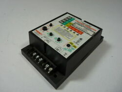 Ssac Wvm011ah 3-phase Voltage Monitor 500-600v Used