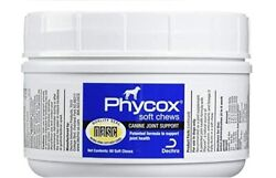 PhyCox Soft Chews For Dogs 60 Count