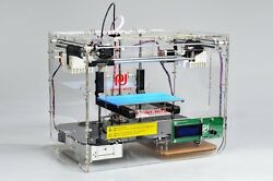 Print Rite Colido 2.0 3d Printer 46off Retail Compatible With Pla And Abs Fila.