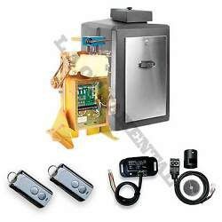 Ramset 3200 Gate Openers Kit 2 Sentry Unit Electronic Residential Access System.
