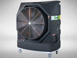 Portable Evaporative Cooler with Variable Speeds 15000 CFM 4800 SQ Ft.