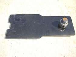 Bobcat Skid Steer Brush Cutter Blades With Bolt Nut And Washer - Free Shipping