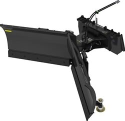 Skid Steer V-Plow Snow Plow Attachment - 96
