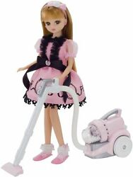 Takara Tomy Licca Doll Vacuum Cleaner Doll Not Included New Japan