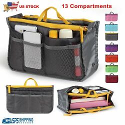 Makeup Cosmetic Bag Travel Case Toiletry Beauty Organizer Zipper Holder Handbag* $6.99