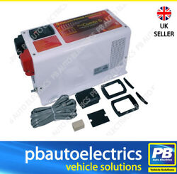 Sterling Power Pro Combi S Inverter Charger With Remote 24v 3500w - Pcs243500