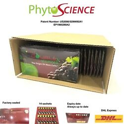 New 150 X Phytoscience Double Stemcell Apple Grape Anti Aging Exp 3/2023