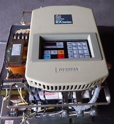 Toshiba Solid State Electric Motor Starter Rx200-au