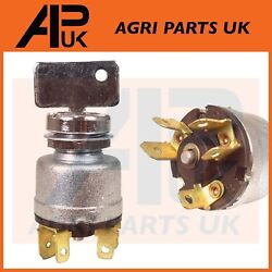 Ignition Starter Switch For Ford 2000 2600 3000 3600 4000 4600 5000 Tractor