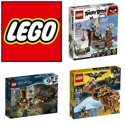 Lego Movie/tv Sets Individually Priced Same Day Shipping