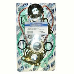 New Wsm Polaris 1200 Msx 140 Fuel Injected Complete Gasket Kit 2003-2004 03 04