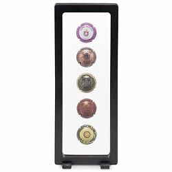Magic Frame Display Stand 230 Floating Silver Gold Copper Coin Capsule Holder