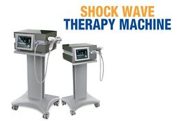 Pain Therapy System Shock Wave Pain Relief Ultrasonic Radio Machine Fat Remover