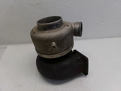 Avco Lycoming Garrett Aircraft Turbo Te0659 P/n76663 -for Parts/repair/untested