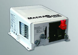 Magnum Ms4124pe 4100 Watt 24 Volt Parallel Inverter With 105a Pfc Charger