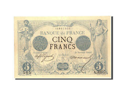 [210467] France 5 Francs 5 F 1871-1874 And039and039noirand039and039 1873 Km60 1873-09-04