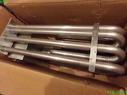 SERVICE FIRST 4 TUBE HEAT EXCHANGE ASSEMBLY W GAS UNIT PART # EXC01306 - NEW