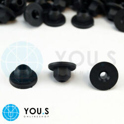 10 x Plastic Nuts Mount Nuts for VW & Audi - 171201989 - New