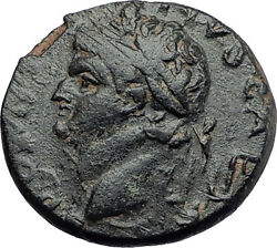 Domitian 76ad Semis Of Antioch In Seleukis And Pieria Ancient Roman Coin I58042