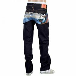 Rmc Jeans Rmc Martin Ksohoh Toyo Story Fisherman Super Exclusive Jeans Redm9072