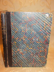 Antique Book Of Details Of Elizabethan Architecture By Henry Shaw - 1839