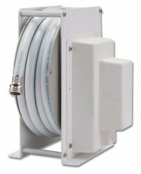 Southwire Mw25rmk Marine Wash Down Water Hose Reel