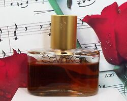 Calvin For Women Cologne Spray 4.0 Oz. By Calvin Klein. Vintage. $399.99