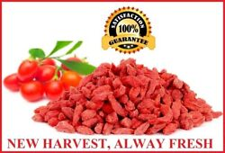 Goji Berries Wolfberry Berry Grade Aaaa+++ From Ningxia16oz-10 Lb