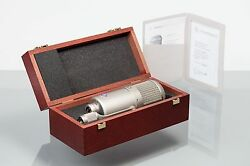 New Neumann U 47 FET Collectors Edition Microphone Nickel - Reissue of a Classic