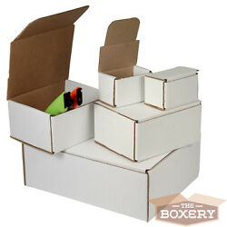 6 X 4 X 2 Corrugated Shipping Mailers From The Boxery 100/pk