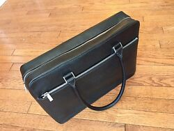 Porsche design leather Briefcase