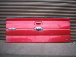 FORD F150 PICKUP TAILGATE REAR GATE wCAMERA wSTEP OEM FACTORY 2009 10 11 2012