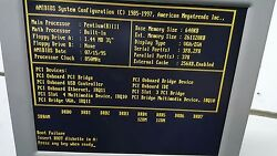 View Engineering Scales Interface Module 2109415-527 Mei A014-0003 Rev 3ca