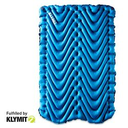 Klymit Double V Two-person Camping Sleeping Pad - Factory Refurbished