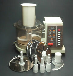 Sears Roebuck And Co Replacement Parts For Model 400.823600 Vintage Food Processor