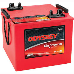 Odyssey Pc2250-st Battery - Made In The Usa [pc2250-st]